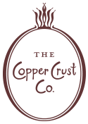 The Copper Crust Co. logo